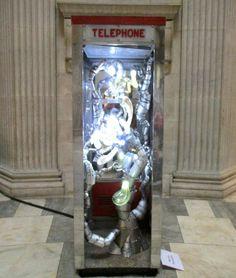 Telephone By Randy Polumbo