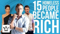 15 Homeless People Who Became #Rich https://www.youtube.com/watch?v=fRvJqyQI3z8