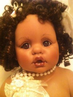 57 Best African American Dolls Images Beautiful Dolls