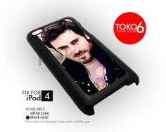 AJ 3878 Captain Hook Once Upon a Time - iPod 4 Case | toko6 - Accessories on ArtFire