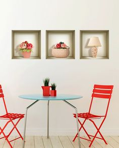VINTAGE home design Ideas Decals Wall decor Living by AlegriaM