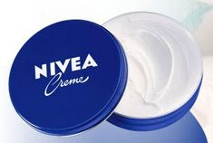 nivea creme tin! Not all good products need to be expensive!