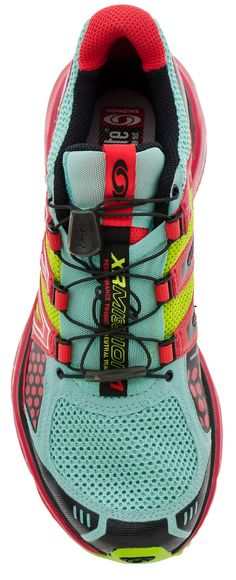 Salomon XR Mission Womens Trail Runner ... Wore a pair of these into the ground.  Fantabulous shoes!
