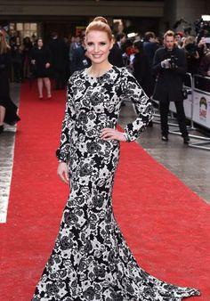 Jessica Chastain – Jameson Empire Awards 2015 in London