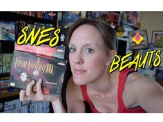 AWESOME NEW SNES GAMES & MORE   Final Fantasy 2 & 3   Retro Game Pick Up...