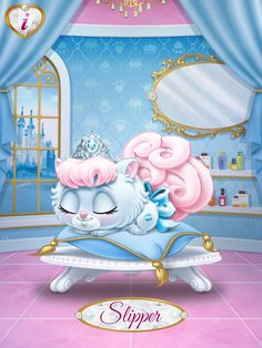 Princess Palace Pets - Cinderella - Slipper