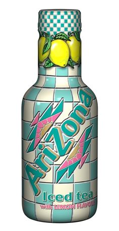 Sparkly Kid: Arizona Lemon Flavored Iced Tea - Recipe