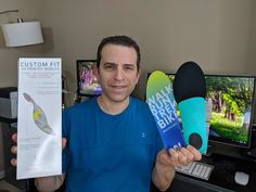 My Custom 3D Insoles Have Arrived!
