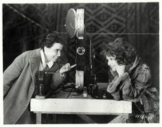 New Pix (BTS - dorothy arzner and clara bow) has been published on Tremendous…