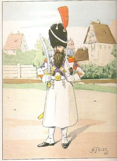 French; 33rd Line Infantry, Sapper Corporal, Grande Tenue,1806-07