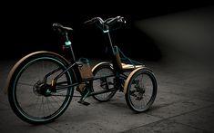 Kaylad-e   Trike Concept by Dimitris Niavis   Gear X Head