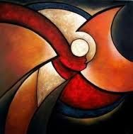 Image result for cuadros con figuras geometricas
