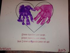 I love my family best of all! -craft for family theme *invite parents in to do with their child Preschool Family Theme, Preschool Class, Preschool Themes, Family Crafts, Preschool Lessons, Kids Crafts, Toddler Themes, Toddler Art, Toddler Activities