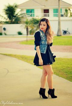 Blog da Lê-Moda e Estílo | We Heart It