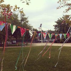 Mis Banderines #babyshower #ikea