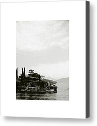 Lake Como Photograph by Don Saunderson - Lake Como Fine Art Prints and Posters for Sale