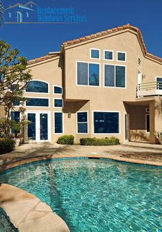 There are certain mistakes we see time and time again when it comes to Orange County replacement window projects. Best Replacement Windows, Window Manufacturers, Window Company, Basement Windows, Window Design, Patio Doors, Windows And Doors, Orange County, San Diego