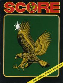 salt lake golden eagles programs | Salt Lake Golden Eagles Game Program