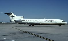 Australian Airlines Boeing 727-276 (VH-TBO) Boeing 727, Boeing Aircraft, Australian Airlines, Airline Logo, Best Airlines, Air New Zealand, Flaxseed, Airports, Interesting Stuff