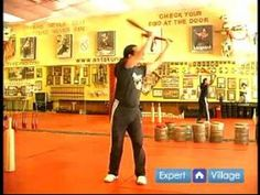 Indian Club Fitness Training : The Swinging Circles Move in Indian Club Fitness Exercise Training - YouTube
