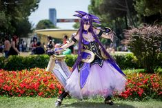 "Tohka ""Princess"" Yatogami from Date A Live Cosplayed by StratosRvS Photographed by ?"