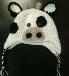 Cappello Mucca