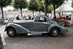 "1937 Horch 853 Stromlinien-Coupe ""Manuela von Bernd Rosemeyer_IMG_0989 by nemor2, via Flickr"
