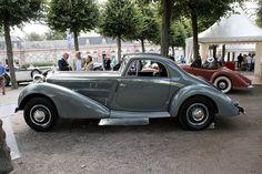 """1937 Horch 853 Stromlinien-Coupe """"Manuela von Bernd Rosemeyer_IMG_0989 by nemor2, via Flickr"""