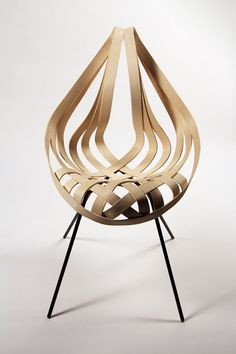 Poltrona di design Saji Chair