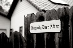 Happily Ever After gate