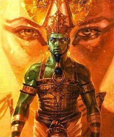 Ever wonder which ancient Egyptian deity you are most like? Ancient Egyptian Deities, Egyptian Mythology, Egyptian Goddess, Ancient Art, Ancient History, Osiris Tattoo, Egypt Concept Art, Fantasy, Egypt Art