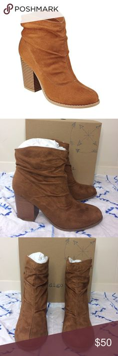 """✨SALE!✨NWT❣️ Indigo Rd Brown """"Obie"""" Casual Booties ✨New in the box!✨ • Indigo Rd """"Obie"""" casual boots. • Textile upper. • In the color """"Brown"""" • Heel measures 3 1/2"""". • Size 11. • {If you have any questions please ask before buying.} •Colors may vary slightly from pictures• Indigo Rd Shoes Ankle Boots & Booties"""