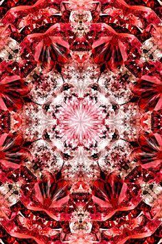 Crystal Fire vloerkleed 200x300 | Moooi Carpets