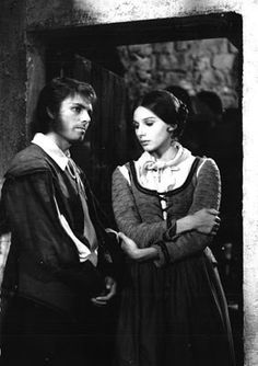 "Lucia e Renzo ""I promessi sposi""."