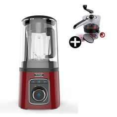Kuvings – vysokorychlostní tichý vakuový mixér pro zdravější život. Nový koncept mixéru s integrovanou funkcí odsávání vzduchu, která brání oxidaci surovin a zachovává maximum výživných látek. Popcorn Maker, Smoothie, Kitchen Appliances, Technology, Diy Kitchen Appliances, Home Appliances, Smoothies, Kitchen Gadgets