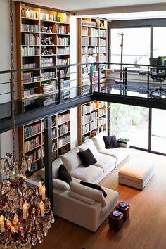 Fabulous Contemporary Interior Houzz Ideas - Design & Architektur - Home Modern Contemporary Living Room, Contemporary Stairs, Contemporary Interior, Contemporary Architecture, Interior Architecture, Rustic Contemporary, Contemporary Garden, Modern Decor, Contemporary Building