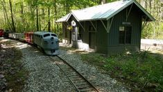 There's A Little-Known, Fascinating Train Park Near Cleveland And You'll Want To Visit Think Small, Cleveland Ohio, Summertime, National Parks, Shed, Outdoor Structures, Train, Adventure, Adventure Movies