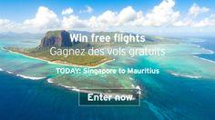 Giveaways mauritius
