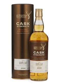 Cask Strength 2006 Single Malt Scotch Whisky