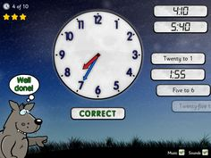 What Time is it Mr. Wolf? - by Teacher's Pet screenshot