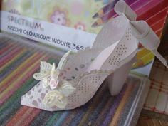 Pergamano Cinderella shoe