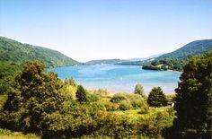 Lac de Paladru, Isère