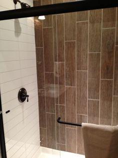 1000 ideas about vertical shower tile on pinterest for Bathroom tiles vertical or horizontal
