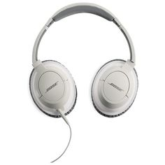 bose noise cancelling headphones white. bose quietcomfort 25 acoustic noise cancelling headphones (android/windows mobile) - white | and n