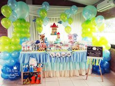 Henry Hugglemonster Birthday Party Ideas | Photo 10 of 17