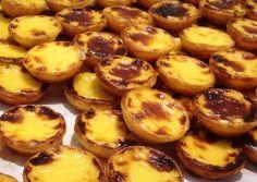 Pastel de Belém: uma receita tradicional portuguesa deliciosa que agora você pode fazer na sua casa. Experimente! Veja Também: Bolo de Rolo Pernambucano Ve