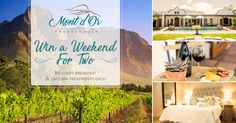 Luxury Franschhoek Guest House Accommodation - Mont d'Or B&B Spa Treatments, Free Wifi, Events, Table Decorations, News, Luxury, Heart, Hearts, Dinner Table Decorations