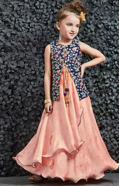81a8e5f7e91 Shop Pink party wear satin gown online from India.