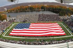 West Point...nothing like Army football on the Hudson!!!!  Go Black Knights!
