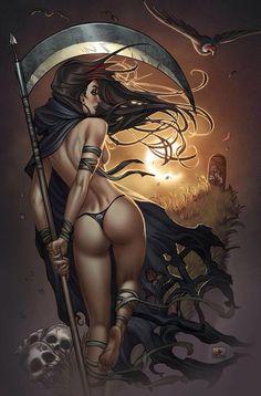 reaper of love